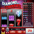 Diamond Cherries-topbritishcasinos