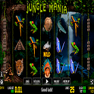 Jungle Mania-topbritishcasinos