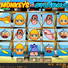 Monkeys VS Sharks HD-topbritishcasinos
