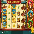 Three Musketeers-topbritishcasinos