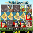 Touch Down-topbritishcasinos